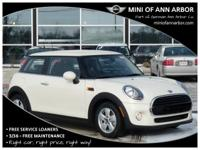 2017 Mini Cooper Hardtop 2 Door MT Pepper