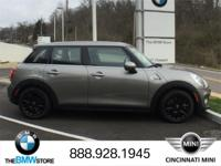 2017 MINI Cooper 4-door Hardtop Melting Silver Metallic