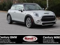 What a great deal on this 2017 MINI! Performance, ride,