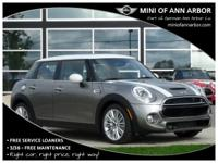 2017 Mini Cooper S Base Silver Metallic23/33mpgABOUT