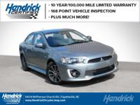 Hendrick Certified, LOW MILES - 9,800! FUEL EFFICIENT