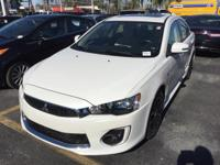 This 2017 Mitsubishi Lancer ES is offered to you for