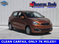 2017 MITSUBISHI MIRAGE ES, AUTOMATIC TRANSMISSION, CD