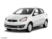 This 2017 Mitsubishi Mirage ES is a real winner with