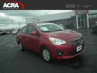 2017 Mirage G4, 9,025 miles, options include: a Back-Up