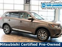 Bob Penkhus Mitsubishi is offering this 2017 Mitsubishi