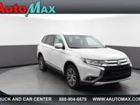 Check out this gently-used 2017 Mitsubishi Outlander we