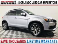 SAVE THOUSANDS on this 2017 Mitsubishi Outlander Sport