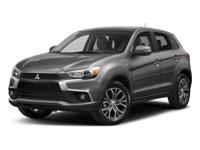 Options:  2017 Mitsubishi Outlander Sport|Black/|V4 2.0
