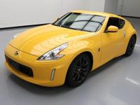 This awesome 2017 Nissan 370Z comes loaded with the