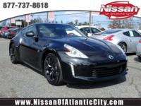 Come see this 2017 Nissan 370Z 2DR CPE MT. Its Manual