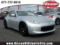 Look at this 2017 Nissan 370Z 2DR CPE MT. Its Manual