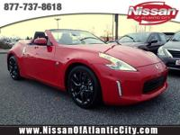 Come see this 2017 Nissan 370Z Touring. Its Automatic