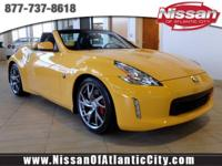 Check out this 2017 Nissan 370Z Touring. Its Manual