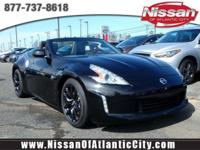 Check out this 2017 Nissan 370Z 2DR ROADSTER AT. Its