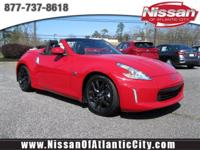 Come see this certified 2017 Nissan 370Z Touring. Its