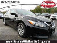 Check out this 2017 Nissan Altima 2.5 S. Its Variable
