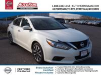 NISSAN CERTIFIED, ABS brakes, Alloy wheels, Compass,