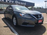 Recent Arrival!   2017 Nissan Altima 2.5 S CVT with