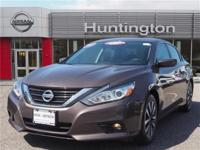 Nissan of Huntington has a wide selection of