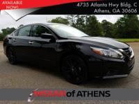 The 2017 Nissan Altima is a car that must be