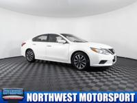 Clean Carfax One Owner Sedan with Steering Wheel Audio