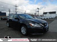 CARFAX One-Owner. Clean CARFAX. Blue 2017 Nissan Altima