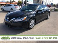 CARFAX One-Owner. Clean CARFAX. Super Black FWD CVT