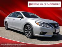 IIHS Top Safety Pick+. This Nissan Altima boasts a