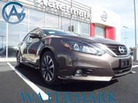 2017 Nissan Altima 2.5 SL CVT with Xtronic, Watermark's