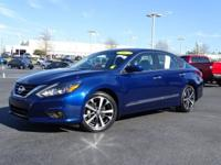 New Price! CARFAX One-Owner. Clean CARFAX. Deep Blue