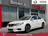 2017 ALTIMA SL ** ONE OWNER ** CLEAN CARFAX **