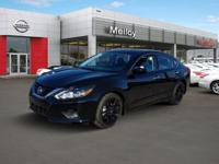This outstanding example of a 2017 Nissan Altima 2.5 SR