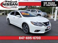 2017 Nissan Altima 2.5 SR CARFAX One-Owner.37/26