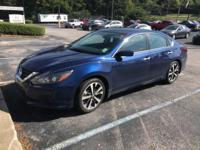 CARFAX One-Owner. Clean CARFAX. Deep Blue Pearl 2017 4D