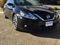 This outstanding example of a 2017 Nissan Altima 2.5 SV