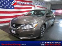 CARFAX One-Owner. Clean CARFAX. Brown 2017 Nissan