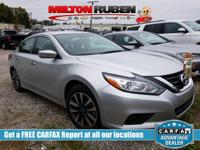 Options:  2017 Nissan Altima 2.5 Sv|Miles: 42772Color: