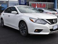 Cruise in complete comfort in this 2017 Nissan Altima!