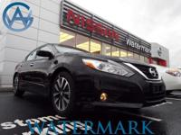 2017 Nissan Altima 2.5 SV CVT with Xtronic, ABS brakes,