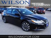 Altima 2.5 SV and CVT with Xtronic. Wilson Motors means