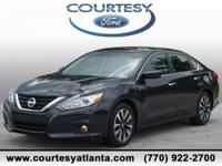This 2017 Nissan Altima 2.5 SV in Blue features: BACK