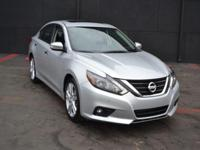 This 2017 Nissan Altima 4dr - features a 3.5L V6