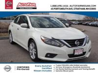 NISSAN CERTIFIED, 3.5 Technology Package, ABS brakes,
