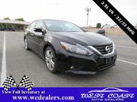THIS IS THE FAST ALTIMA EDITION! ***3.5L V6 DOHC
