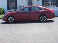 THIS IS A BEAUTIFUL 2017 NISSAN ALTIMA SL. THIS SEDAN