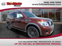 THE ALL NEW 2017 NISSAN ARMADA....The completely