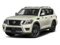 This outstanding example of a 2017 Nissan Armada