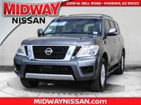 2017 Nissan Armada SV  Options:  Navigation System|13