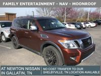 Certified. AWD w/ Family Entertainment - NAV - Moonroof